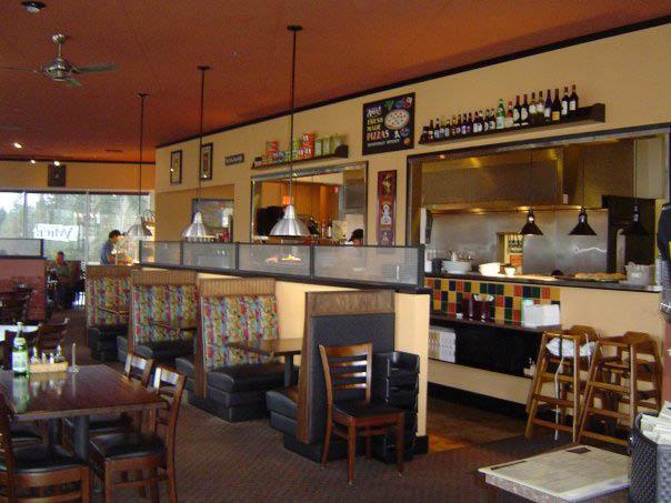 For a cozy Italian Restaurant in Graham, WA, come to Amici!