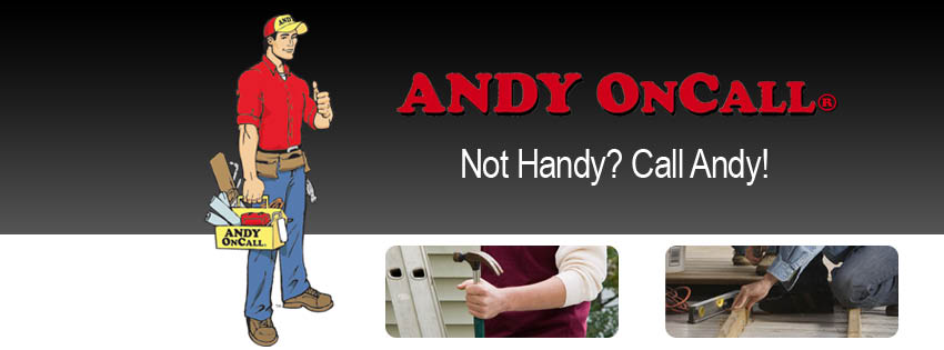 Andy On Call in Roswell & Gwinnett for handyman services