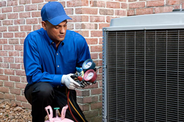 Andy's Statewide HVAC Technician