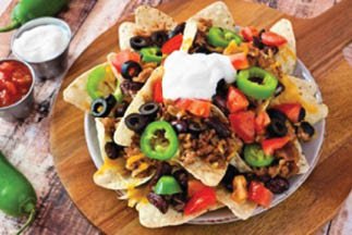 photo of taco from Angelina's Mexican Restaurant in Southgate, MI and Allen Park, MI