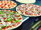 specialty pizza from Anna's Kitchen in Virginia Beach