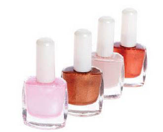 photo of nail polish available at Annie's Nail Salon in Madison Heights, MI