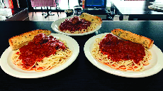 Italian pasta dinners from Antonella's Pizzeria II