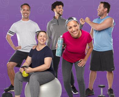 Make healthy happen at Anytime Fitness in Edmonds, Washington - fitness clubs near me - health club coupons