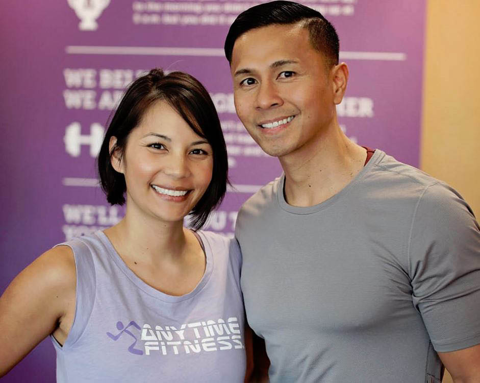 Happy members at Anytime Fitness in Lynnwood, WA - Lynnwood health clubs near me - fitness clubs in Lynnwood- Lynnwood gyms - fitness coupons near me