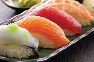 Sushi & Sashimi in NYC