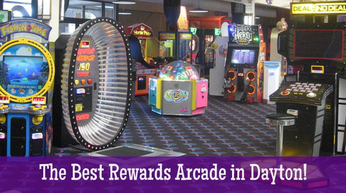 magic castle arcade slide dayton ohio