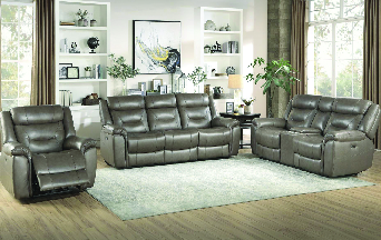 motorized sofa & recliner in Fairfield California furniture showroom
