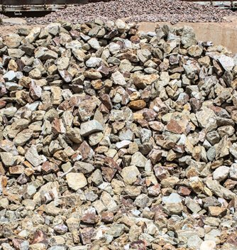 quality Rocks and gravel for your landscaping needs in chandler Glendale area
