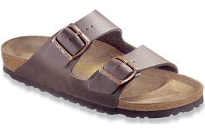 Birkenstock Arizona Dark Brown Sandal Tanda Shoes