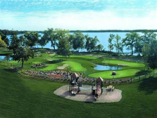 Golf Course at Arrowwood Resort in Alexandria, MN