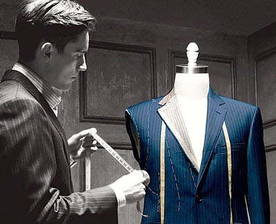Custom suits, alterations in San Francisco