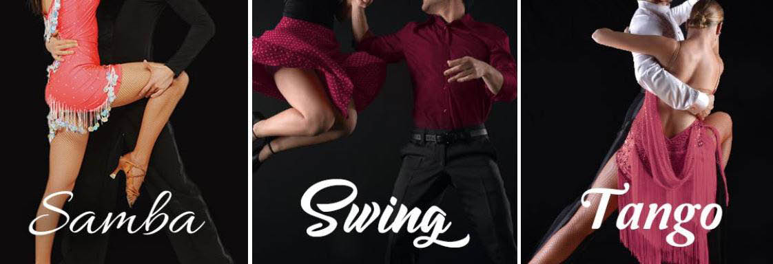Learn Samba, Swing and Tango at Arthur Murray's banner