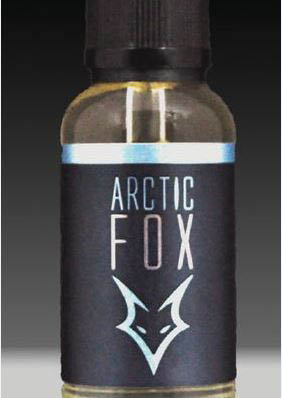 Arctic Fox juice - Blue Fox juice - Everett vape shops - Lakewood vape shops - Everett, Washington - Lakewood, Washington