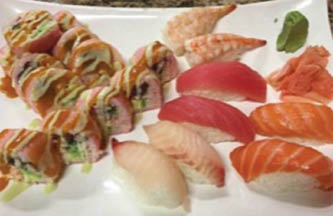 Sushi Restaurants with fresh fish in Memphis