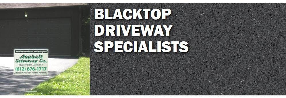 Minnesota Asphalt Driveway Specialists