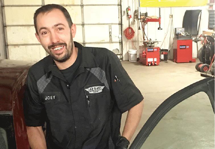 ASR Automotive Service and Repair