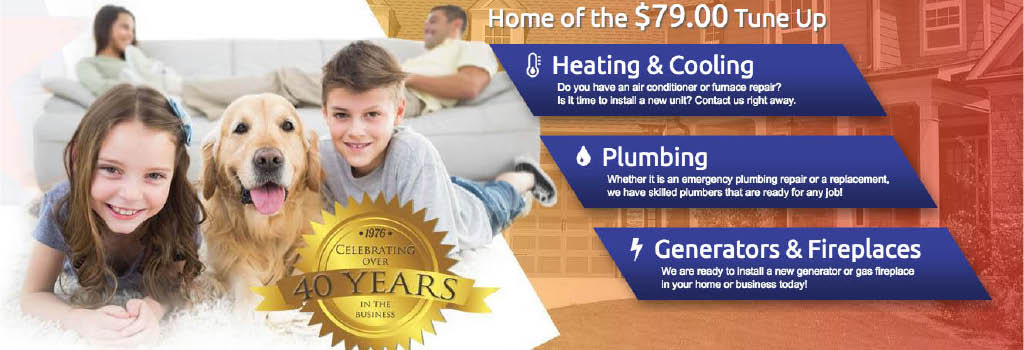 Astar Heating & Cooling in Middletown, NY Banner ad