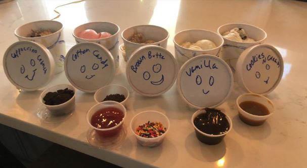 JR's Soft Serve & Italian Ice, At-Home Ice Cream kits, ice cream, Italian Ice, chocolate covered strawberries, milkshakes, ice cream pies, sundaes, ice cream cones, waffle cones, sorbet, Ashburn, VA