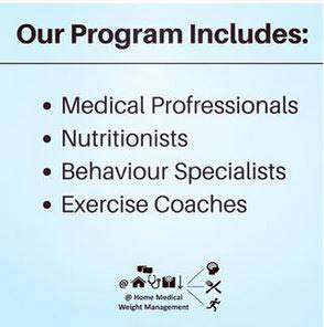 Work with fitness coaches, nutritionists