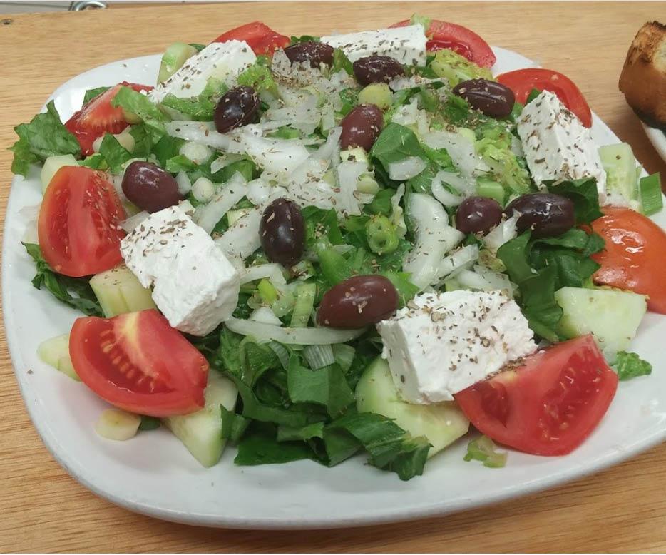 Greek Salad Authentic Greek restaurant