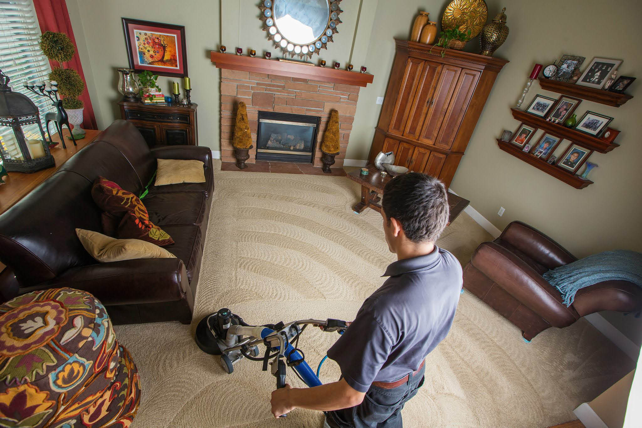 Carpet cleaners in Pierce County, King County & Snohomish County - Tubro Carpet Cleaning, Auburn, WA