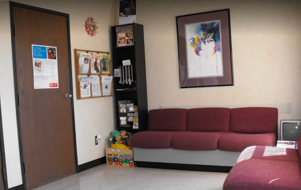 photo of interior of Auburn Animal Hospital in Rochester Hills, MI