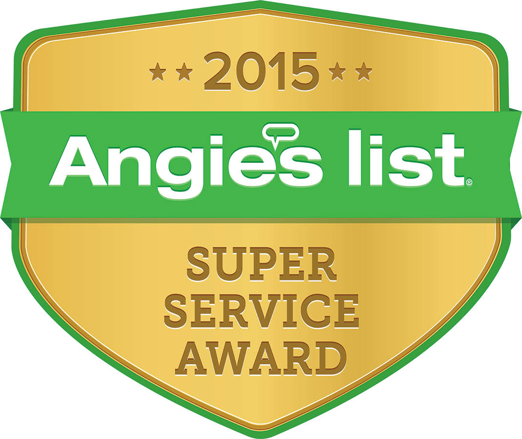 2015 Angie's List Service Award