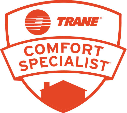 Trane comfort specialist Trane products Trane dealer near me