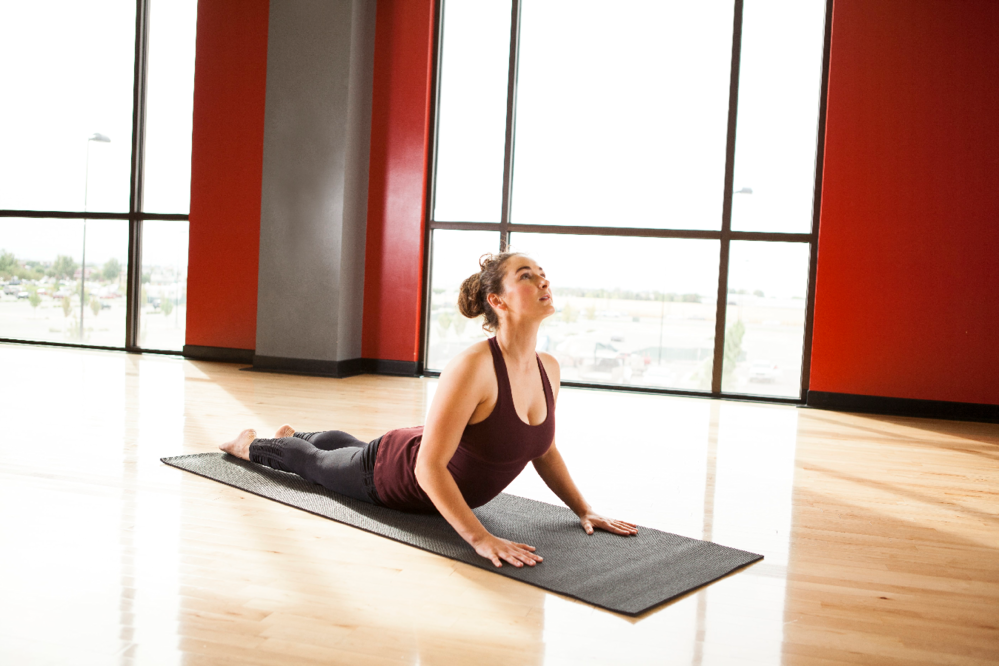 Take advantage of fitness goals like yoga in our Axiom Performance centers
