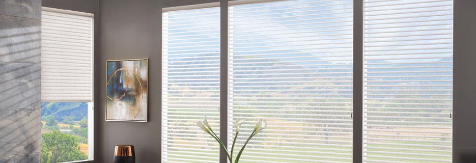 blinds window treatments honeycomb
