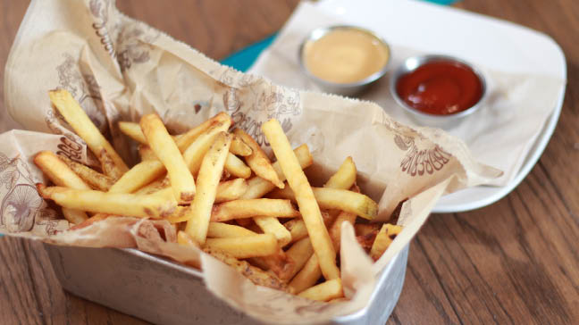 Bareburger Free Fries Coupons for Gramercy Park