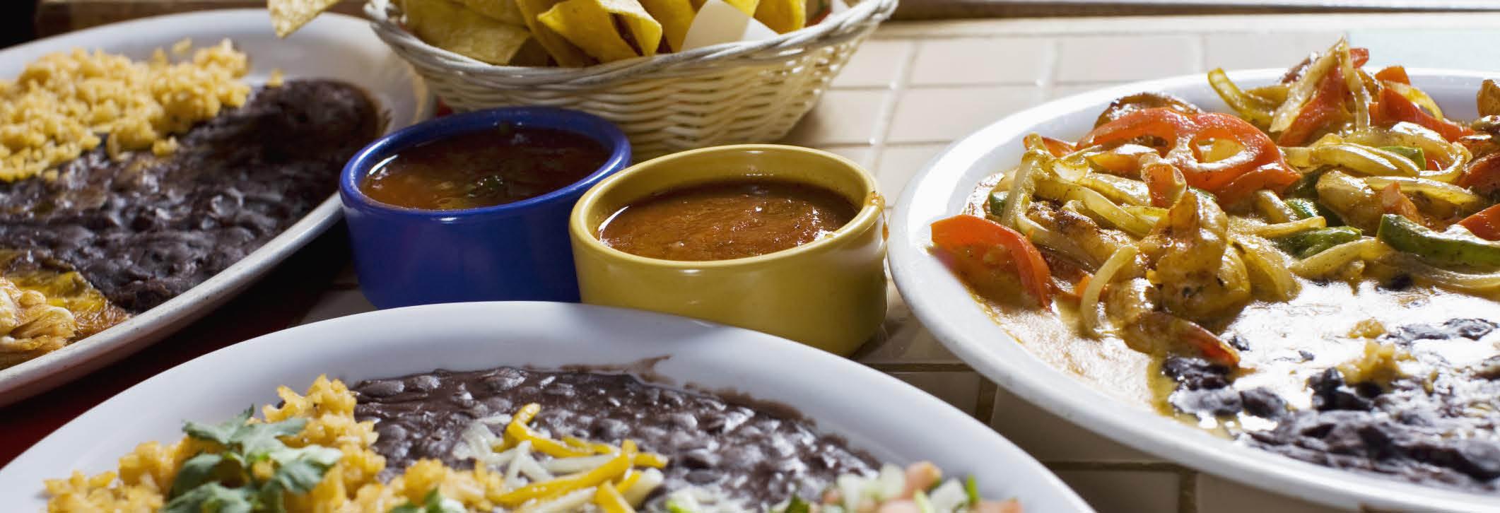 mexican food la cazuela grill bar salsa