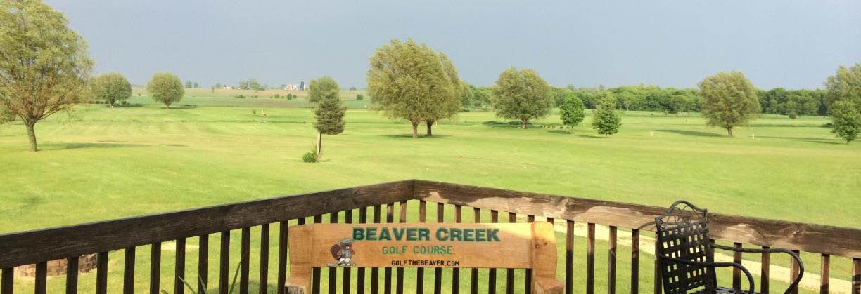 Beaver Creek Golf Banner Ad -  minutes from Roscoe, Loves Park and Machesney Park