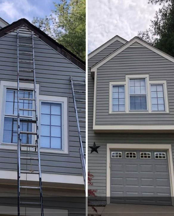 BDL Construction, power washing, interior & exterior painting, expert remodeling services, trim replacement, , Northern VA