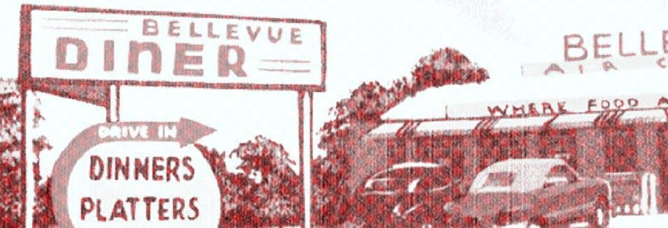 Bellevue Diner in Nashville, TN Banner ad