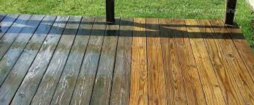Patio cleaning in Northern Virginia and Central Maryland