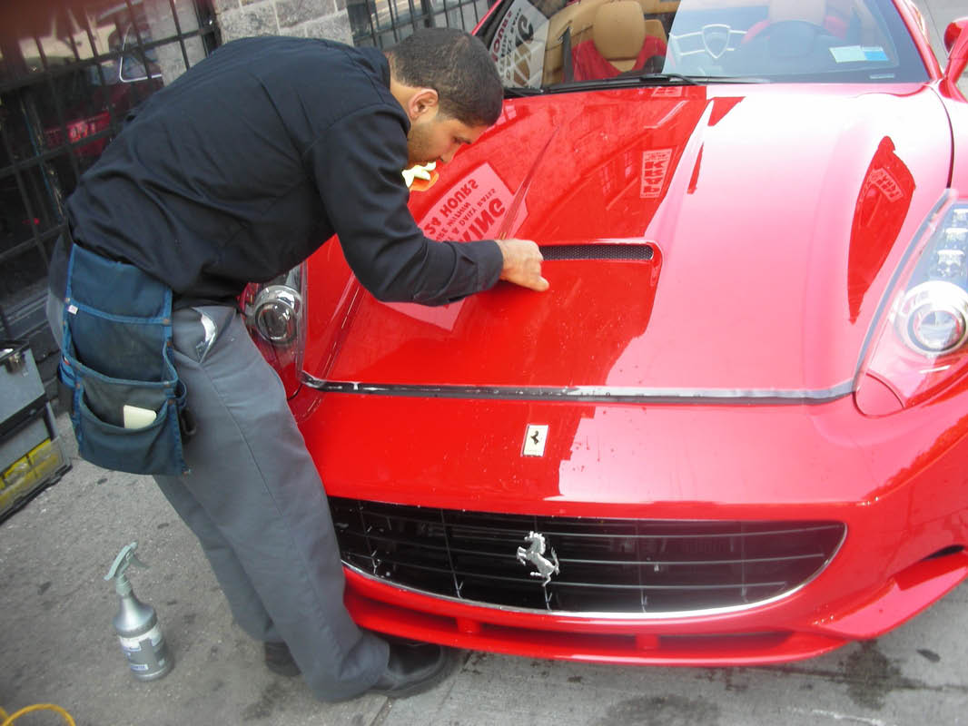 protect your auto paint with paint protection film