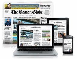 Boston newspaper subscription service