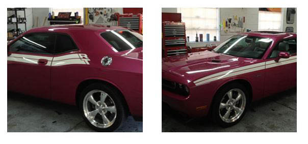 Window Tinting - Before & After