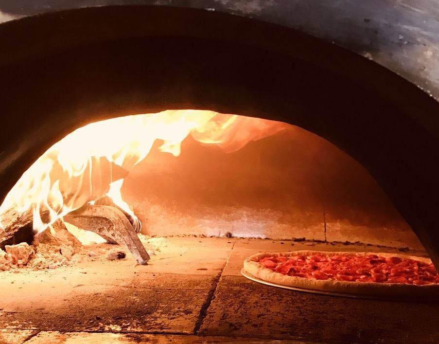 wood fired pizza near Santa Maria, CA