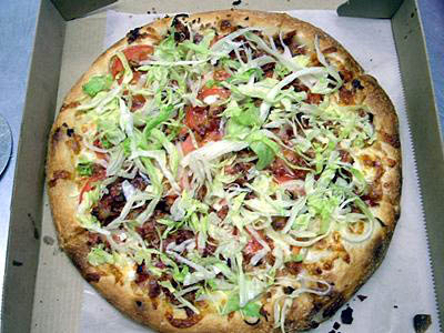 BLT pizza adrians ross near me pittsburgh