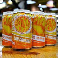 Stop by your local BP Gas Station off of Waukegan Road and pick up a Cold Revolution's Sun Crusher!