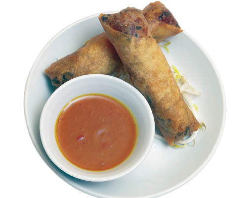 Spring Roll Appetizer Dipping Sauce