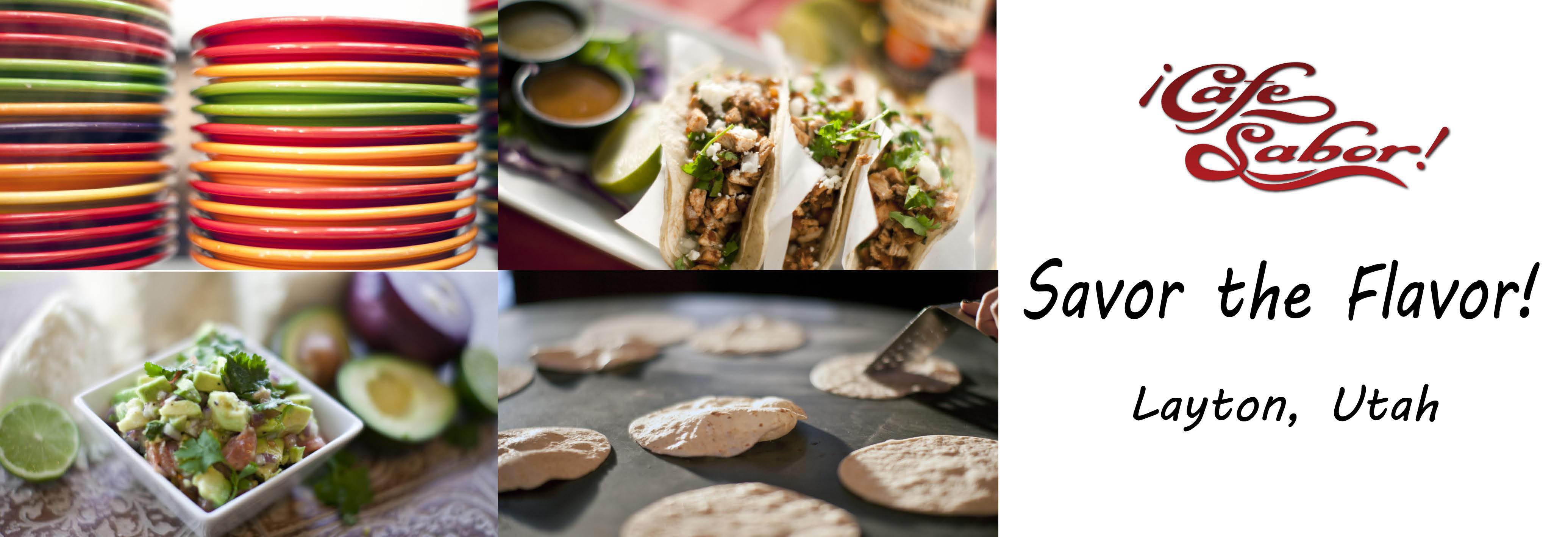 Cafe Sabor Mexican Restaurant banner