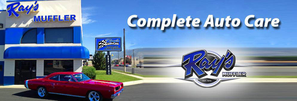 Ray's Muffler Service - Full Service Car Repair banner