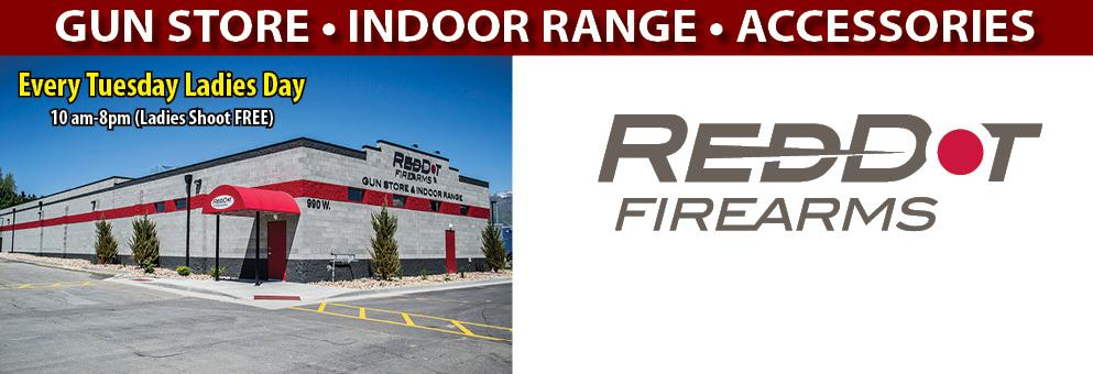 RedDot FireArms: Gun Store - Indoor Range - Accessories