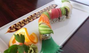 Get sushi and sashimi near Waukegan