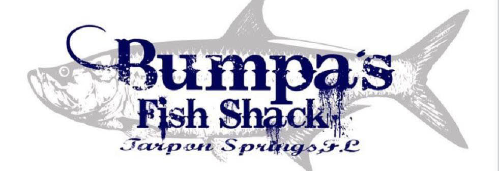 BUMPA'S FISH SHACK SEAFOOD HOUSE & BAR, BANNER TARPON SPRINGS,FL