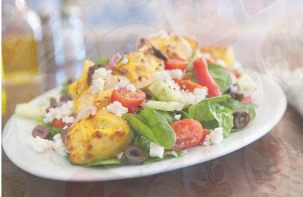mediterranean food in fredericksburg, va